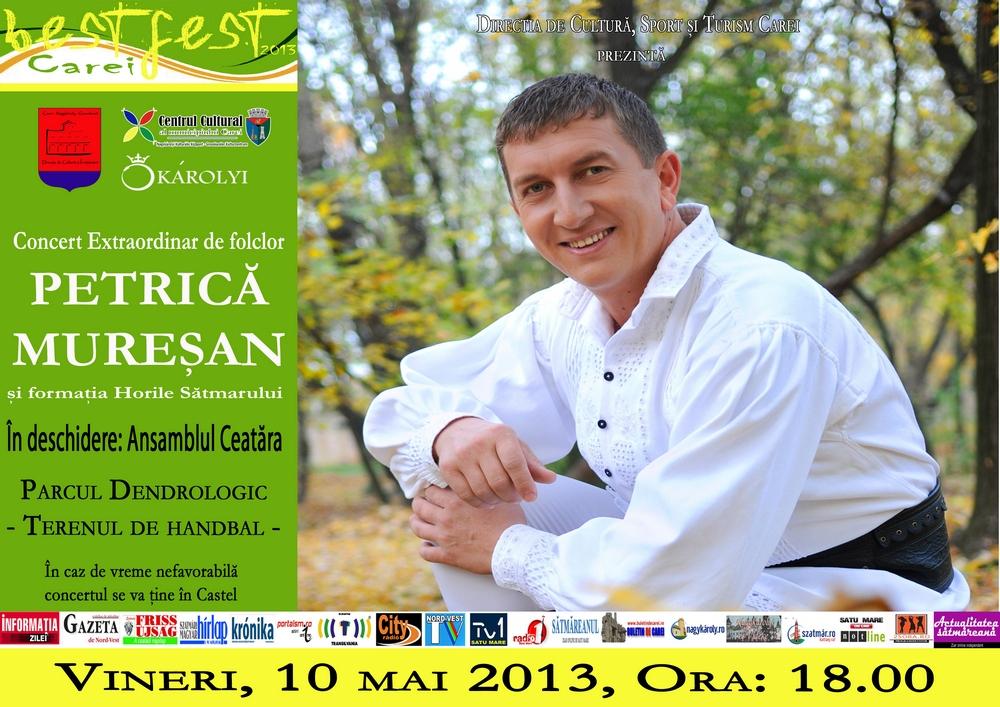 Concert Petrica Muresan