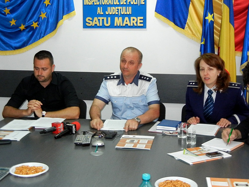 Conferinta IPJ Satu Mare, Vlad Florentin