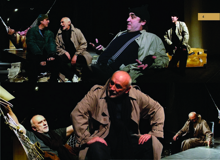 Emigrantii, Teatrul Elvira Godeanu Târgu Jiu