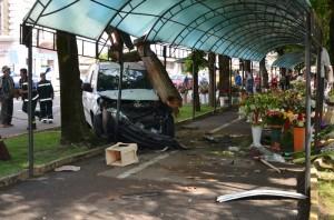 accident centru satu mare piata libertatii (3)