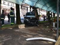 accident centru satu mare piata libertatii (4)