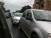 accident pod Golescu