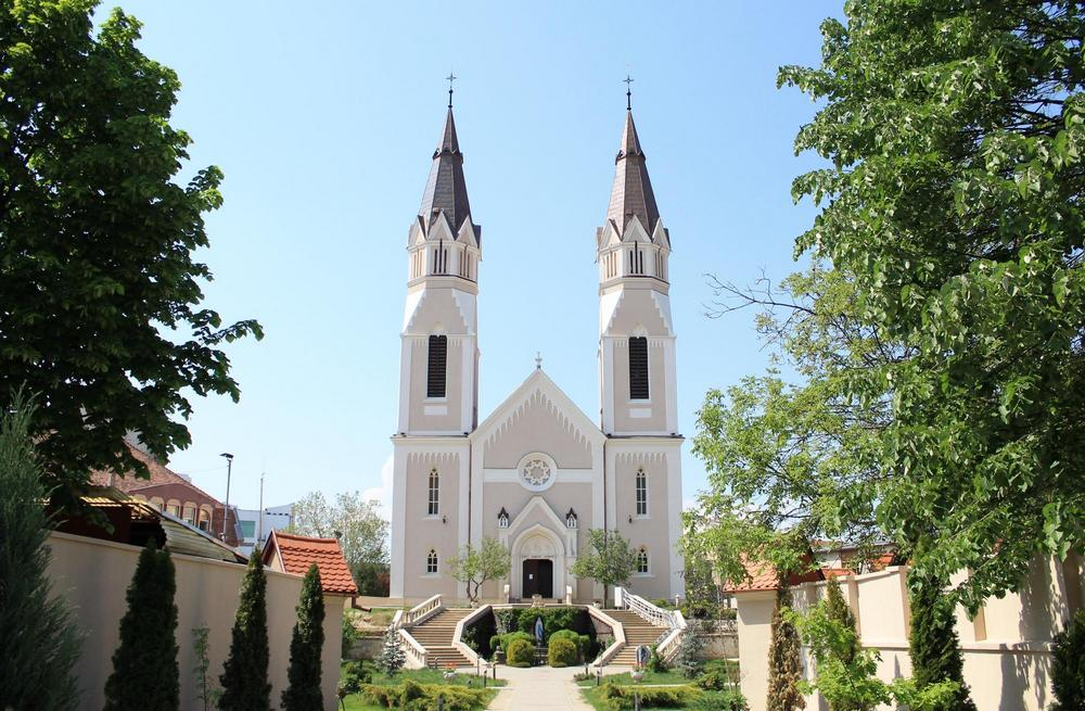 biserica Calvaria, Satu Mare