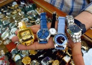 ceasuri contrafacute, Piata de vechituri, Satu Mare