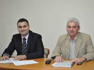 Gabriel Les, Mihalca Gheorghe, APIA Satu Mare