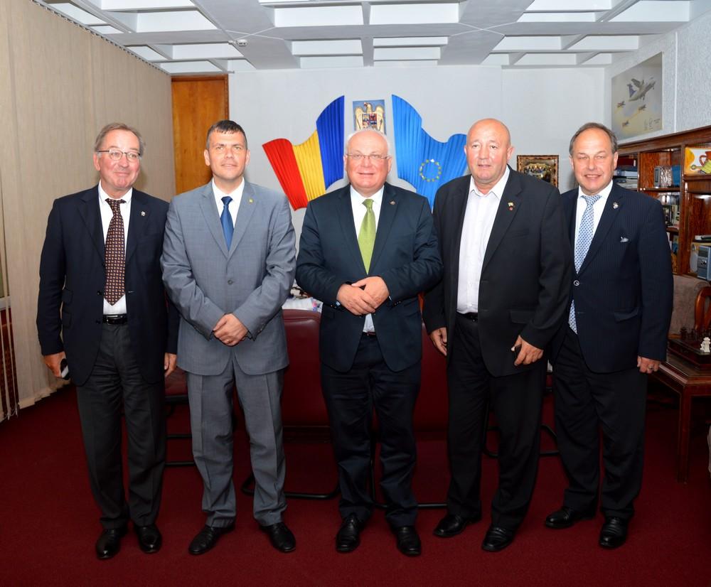 delegatie IRE, Adrian stef, Dorel Coica