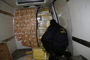 microbus tigari de contrabanda Ucraina