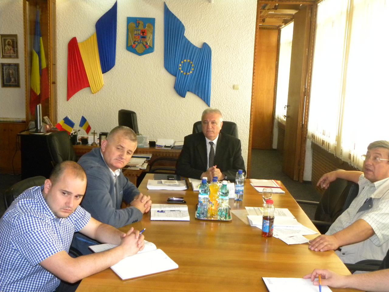 programul sesiunile de selectie lupte, Prefectura Satu Mare
