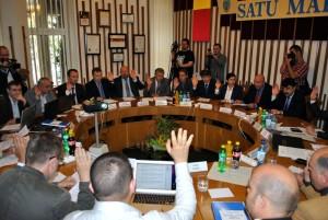 sedinta Consiliul Local Satu Mare