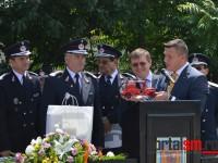 Festivitate de predare a comenzii Inspectoratului pentru Siituatii de urgenta Somes (112)