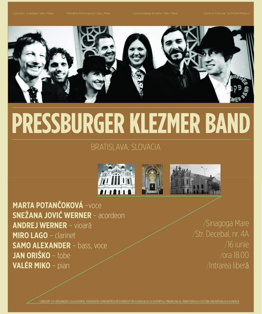 Pressburger Klezmer Band
