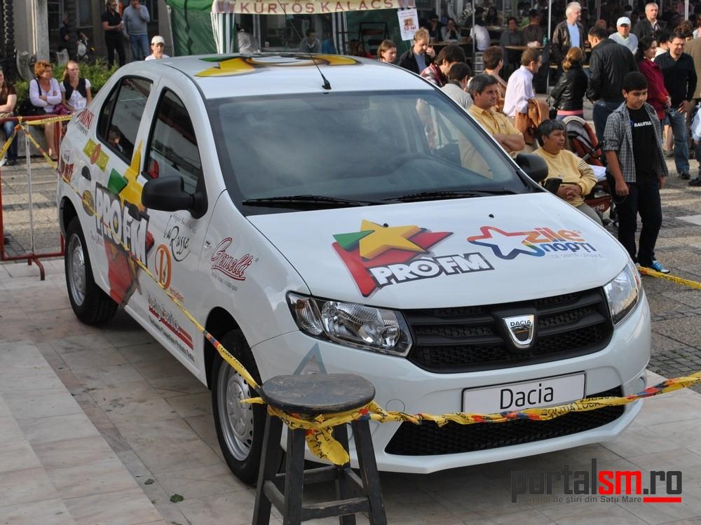 Dacia Lohan II, premiu