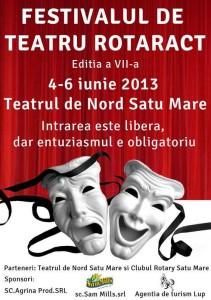 festicalul de teatru Rotaract