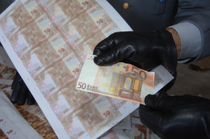 euro falsi