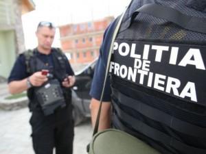 Doi cetăţeni pakistanezi opriţi la frontiera de nord a ţării