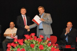Mircea Govor, Ioan Rus, conferinta judeteana PSD