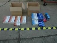 Fabrică ilegală de ţigări la Carei
