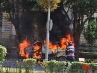 incendiu masina Vasile Lucaciu (3)