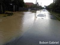 Cod galben de inundații la Satu Mare. Unde există pericol de viituri