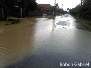 inundatii Gherta Mica