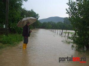 inundatii gherta
