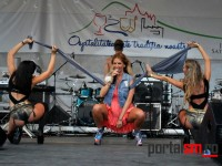 zilele judetului Satu Mare, concert Andreea Banica (17)