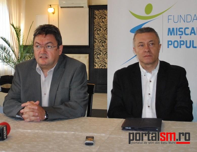 Marian Preda, Cristian Diaconescu, Miscarea Populara