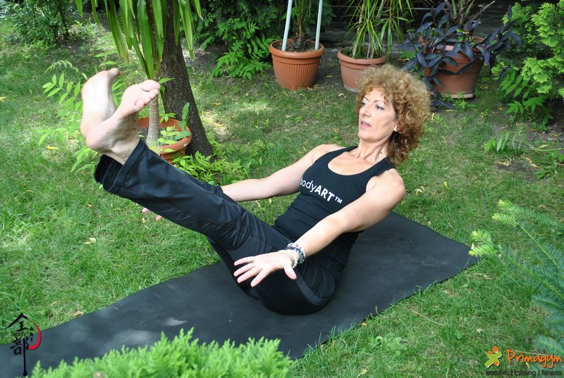 Simona Niste - instructor bodyART, PrimaGym