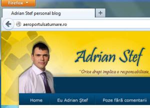adrian stef blog aeroportul satu mare