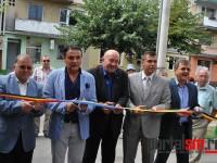 Inaugurarea Centrului de Creatie