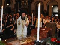 Sute de sătmăreni au participat la înmormântarea fostului protopop Alexandru Tincu