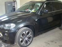 masina furata BMW X5 02