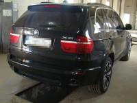 masina furata BMW X5