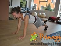 PrimaGym se prezintă – Renata Bogdan, antrenor aerobic