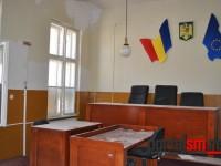 tavan cazut tribunalul satu mare (15)
