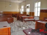 tavan cazut tribunalul satu mare (2)