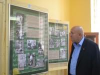 Dorel Coica expozitie Albert Florian (1)