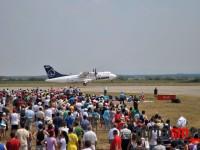Decolarea aeronavei Tarom ATR 42