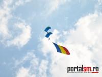 Evoluție parașutiști