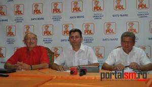 Radu Giurca, Petre Muresan, Dinu Birtoc