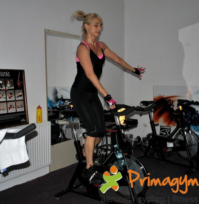 Szolosi Rita, Prima Gym