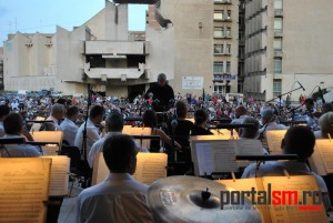 concert filarmonica aer liber satu mare (20)
