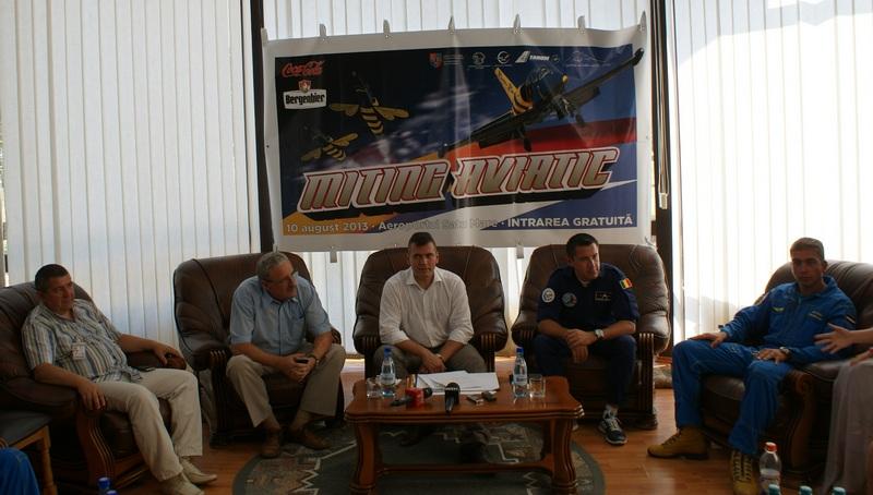 program miting aviatic