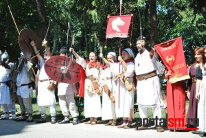 festival medieval Carei