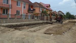 modernizare strazi pamant Satu Mare