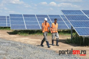 pard fotovoltaic livada 2 300x199 Parc fotovoltaic de 65 de milioane euro la Livada