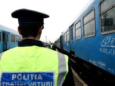 politia Transporturi