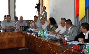 sedinta Consiliul Judetean