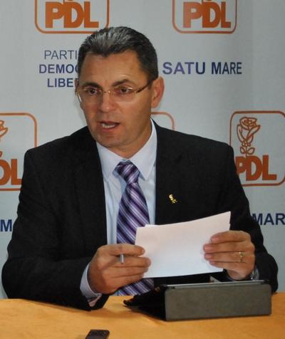 Petre Muresan, PDL Satu Mare