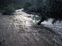 Cod galben de inundații pe Tur și Crasna